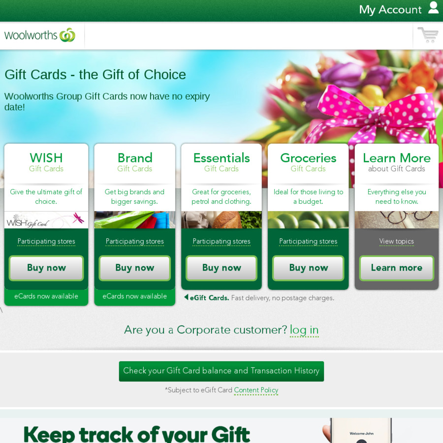 Woolworths egift card details hacked and funds emptied ozbargain woolworths egift card details hacked and funds emptied ozbargain forums negle Images