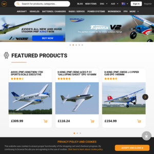 HobbyKing: Deals, Coupons and Vouchers - OzBargain