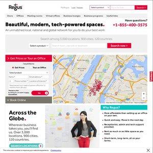 regus.com