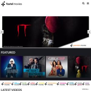 Foxtel Movies