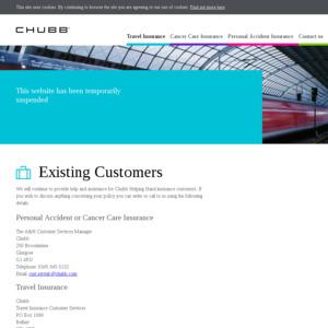 chubbtravelinsurance.com