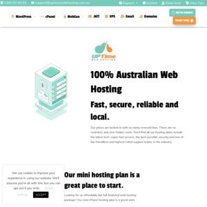 Uptime Web Hosting