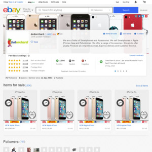 eBay Australia dvdorchard