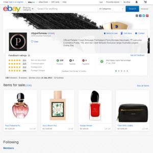 eBay Australia cityperfumeau