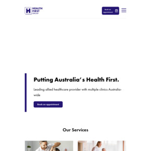 healthfirstgroup.com.au