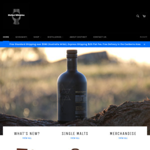 Distinct Whiskies