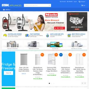 Stax Appliances
