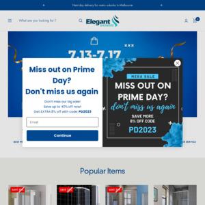 Elegant Showers