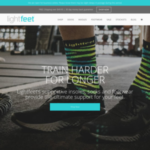 lightfeet.com.au
