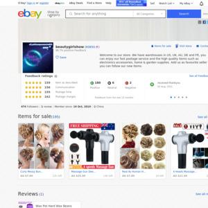 eBay Australia beautygirlshow