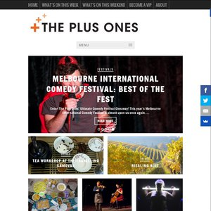 the-plus-ones.com