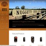 Nuggetty Creek Olive Oil