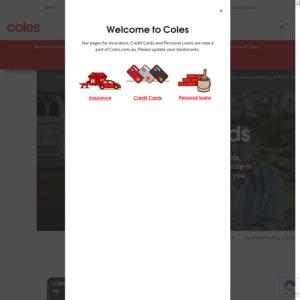 Coles Financial Services
