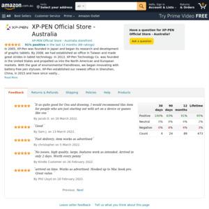 XP-PEN Official Store - Australia