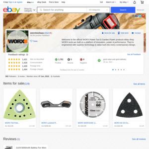 eBay Australia worxtoolsau