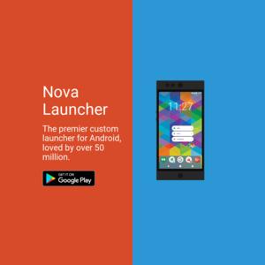 novalauncher.com