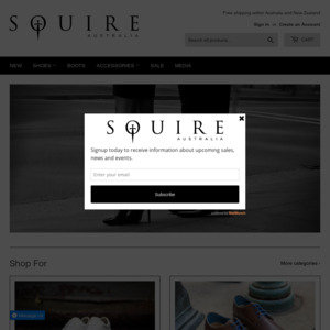 Squire Shoes