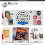Bluedogposters.com.au