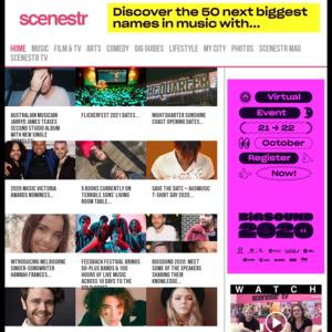 scenestr.com.au