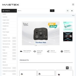 Mastex Corporation (EZPC technology)