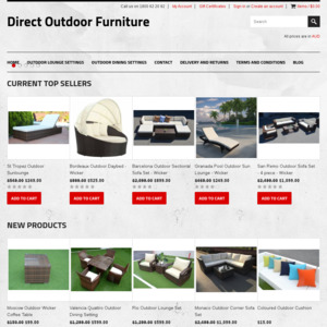 Direct Outdoor Furniture