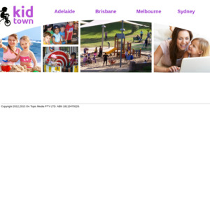kidtown.com.au