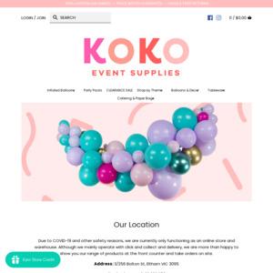 KOKO Event Supplies