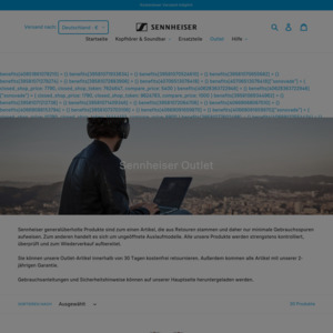 sennheiser-outlet.com