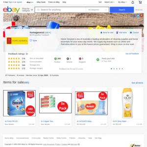 eBay Australia homegeneral