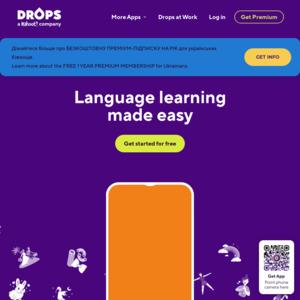 languagedrops.com
