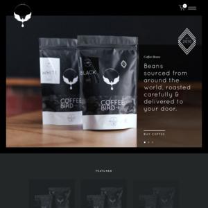 Omar & The Marvellous Coffee Bird