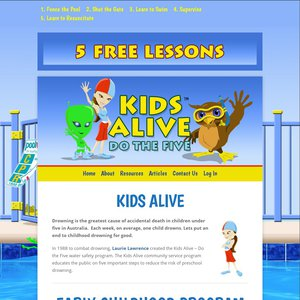 kidsalive.com.au