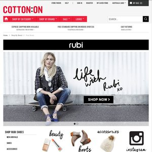 rubishoes.com