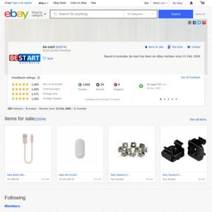 eBay Australia be-start