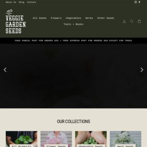 Veggie Garden Seeds