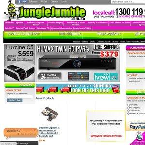 JungleJumble