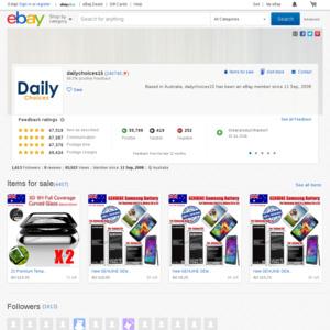 eBay Australia dailychoices15