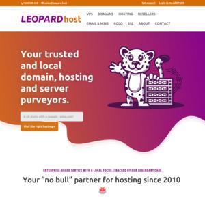 Leopard Host