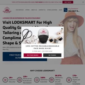 LookSmart Alterations