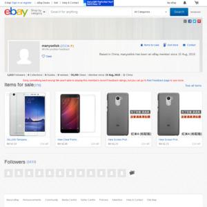 eBay Australia manysellok