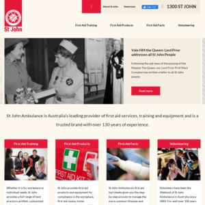 stjohn.org.au