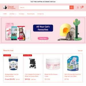 Ozcat Pet Supplies