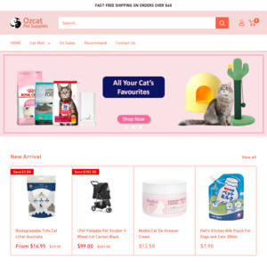 Ozcat Pet Supplies