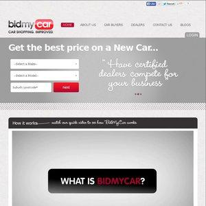 bidmycar.com.au