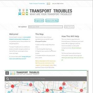 transporttroubles.org.au