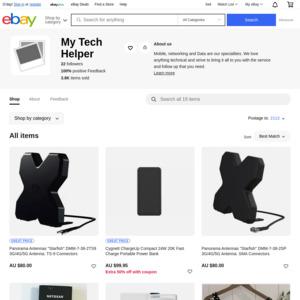 eBay Australia mytechhelper