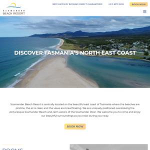 scamanderbeachresort.com.au