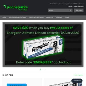 Greensparks Technology