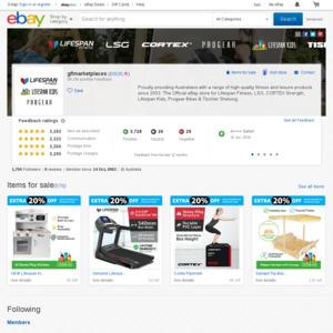 eBay Australia gflmarketplaces