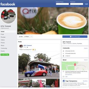 Facebook qfixtremont
